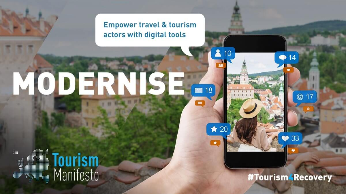 "La ""European Tourism Manifesto Alliance"" pide reiniciar el turismo en verano."